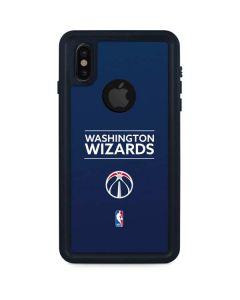 Washington Wizards Standard - Blue iPhone XS Waterproof Case