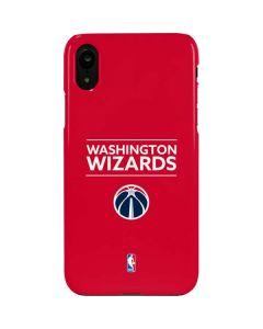 Washington Wizards Standard - Red iPhone XR Lite Case