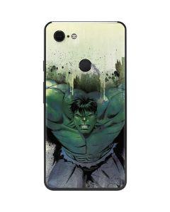 Watch out for Hulk Google Pixel 3 XL Skin