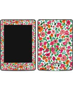 Watercolor Floral Amazon Kindle Skin