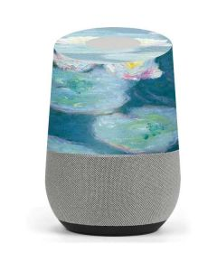 Waterlilies, Evening Google Home Skin