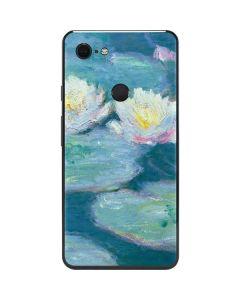 Waterlilies, Evening Google Pixel 3 XL Skin