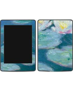 Waterlilies, Evening Amazon Kindle Skin