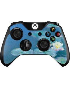 Waterlilies, Evening Xbox One Controller Skin
