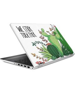 We Stick Together HP Pavilion Skin