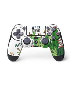 We Stick Together PS4 Pro/Slim Controller Skin