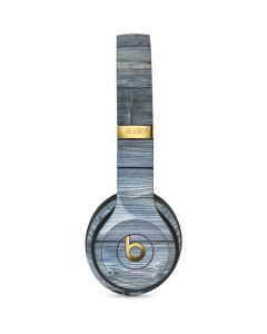 Weathered Blue Wood Studio Wireless 3 Skin