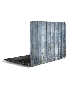 Weathered Blue Wood Zenbook UX305FA 13.3in Skin