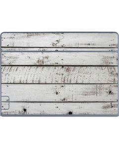 Weathered Wood Galaxy Book Keyboard Folio 12in Skin