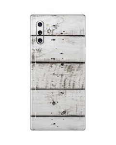 Weathered Wood Galaxy Note 10 Skin