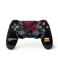 Web-Slinger Spider-Man Comic PS4 Controller Skin