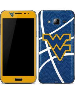 West Virginia Basketball Galaxy J3 Skin
