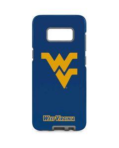 West Virginia Yellow Background Galaxy S8 Plus Pro Case