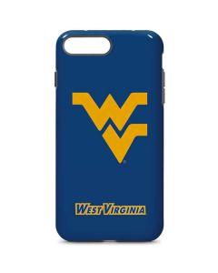 West Virginia Yellow Background iPhone 8 Plus Pro Case