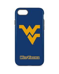 West Virginia Yellow Background iPhone 8 Pro Case