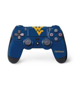 West Virginia Yellow Background PS4 Controller Skin