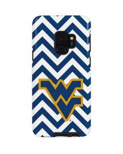 West Virginia Chevron Galaxy S9 Pro Case