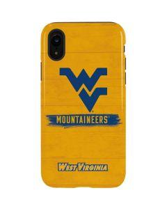West Virginia Mountaineers iPhone XR Pro Case