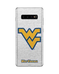 West Virginia Mountaineers Logo Galaxy S10 Plus Skin