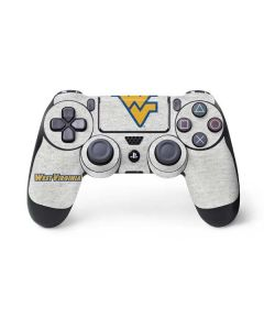 West Virginia Mountaineers Logo PS4 Controller Skin