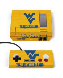 West Virginia Mountaineers NES Classic Edition Skin