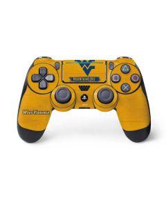 West Virginia Mountaineers PS4 Pro/Slim Controller Skin