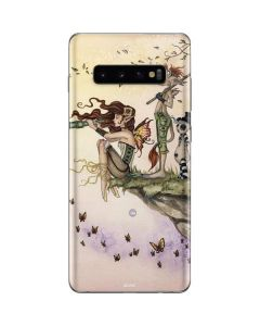 Where The Wind Takes You Galaxy S10 Plus Skin