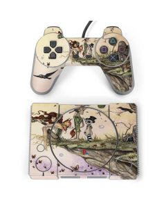 Where The Wind Takes You PlayStation Classic Bundle Skin