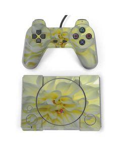 White Dahlia PlayStation Classic Bundle Skin