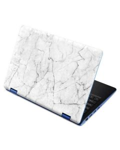 White Marble Aspire R11 11.6in Skin