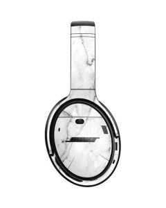 White Marble Bose QuietComfort 35 Headphones Skin