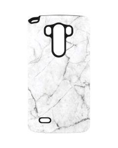 White Marble G3 Stylus Pro Case