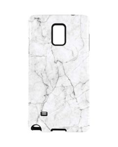 White Marble Galaxy Note 4 Pro Case