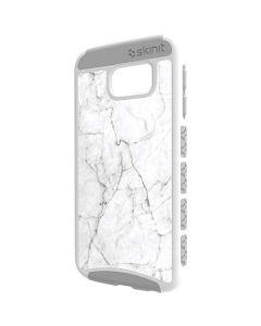 White Marble Galaxy S6 Cargo Case