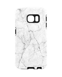 White Marble Galaxy S7 Edge Pro Case
