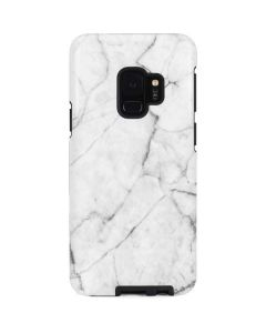 White Marble Galaxy S9 Pro Case