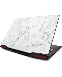 White Marble Lenovo Ideapad Skin