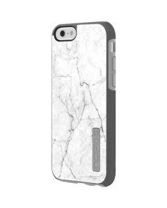 White Marble Incipio DualPro Shine iPhone 6 Skin