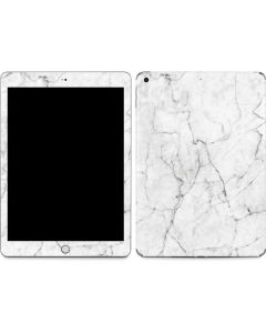 White Marble Apple iPad Skin