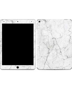 White Marble Apple iPad Air Skin
