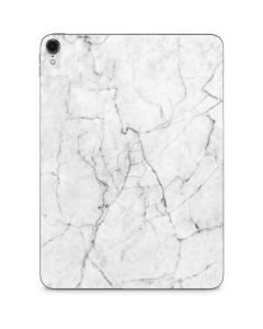 White Marble Apple iPad Pro Skin