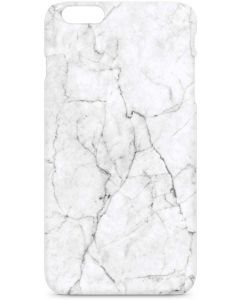 White Marble iPhone 6/6s Plus Lite Case