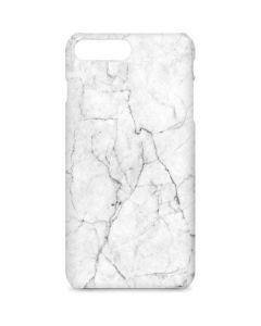 White Marble iPhone 8 Plus Lite Case