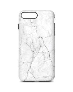 White Marble iPhone 8 Plus Pro Case