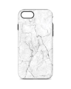 White Marble iPhone 8 Pro Case