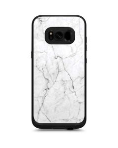 White Marble LifeProof Fre Galaxy Skin
