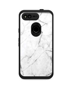 White Marble LifeProof Fre Google Skin