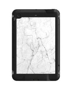 White Marble LifeProof Fre iPad Mini 3/2/1 Skin