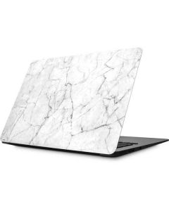 White Marble Apple MacBook Skin