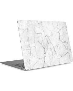White Marble Apple MacBook Air Skin